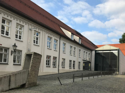 Das Augsburger Diözesanmuseum St. Afra (Archivfoto: Iris Hahn / pba)