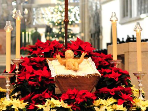 Das Bistum Augsburg bereitet sich auf die Advents- und Weihnachtszeit vor (Archivfoto: Nicolas Schnall / pba)