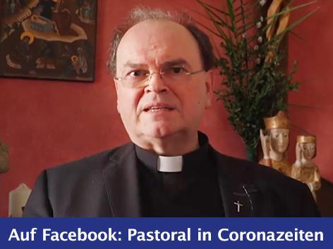 Der ernannte Bischof von Augsburg stellt sich auf Facebook Ihren Fragen