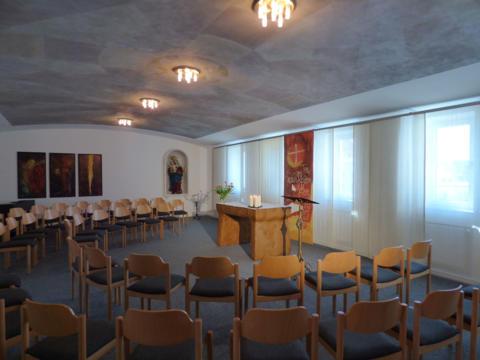 Die Kolpingkapelle in Augsburg (Foto: Johann Michael Geisenfelder / Kolping-Diözesanverband)