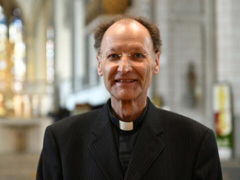 Domdekan Wolfgang Hacker ist ab 1. Juli Generalvikar des Bischofs (Foto: Daniel Jäckel / pba)