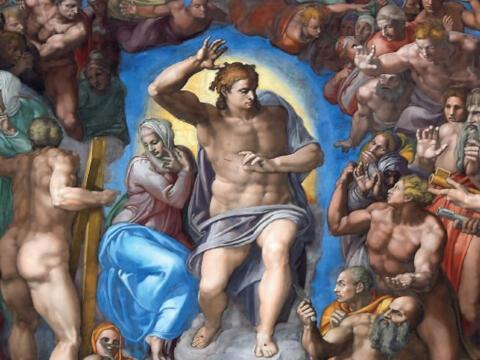 Eugen Kleindienst - Die Auferstehung des Fleisches