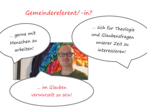 Gemeindereferent Homepage