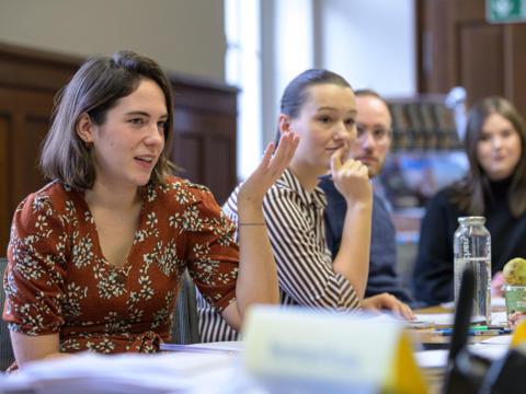 Journalistische Ausbildung mit katholischem Hintergrund im ifp (Symbolfoto: ifp)