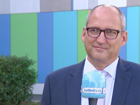 Interview mit Schulwerksdirektor Peter Kosak