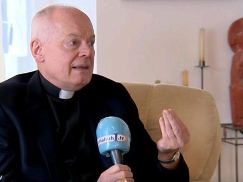 Interview mit Weihbischof Losinger (katholisch1.tv)