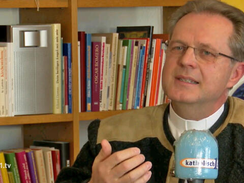 Interview Priesterseelsorger Ruppert Ebbers (katholisch1.tv)