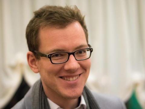 Julian Schmidt ist Volontär an der Pressestelle des Bistums (Foto: privat)