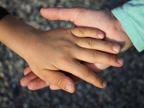 Kinderhände