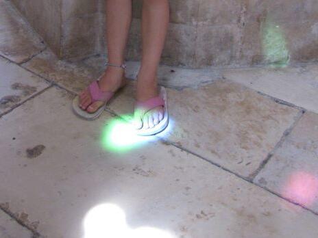Lichterspuren mit Fuß_klein
