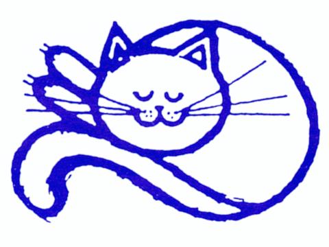 Logo Katze