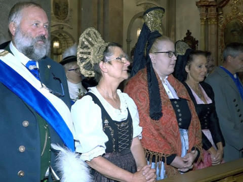 Magnusfest in Füssen