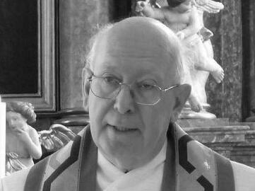 + P. Igo Gassner SMB (1937-2021) (Foto privat)