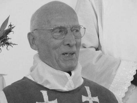+ Pfarrer Fredi Kiefer (1940-2021) (Foto: Privat)