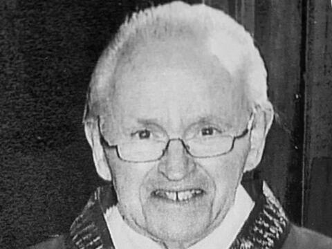 + Pfarrer i.R. Jakob Rohrmayr (1931-2021) (Foto: Privat)