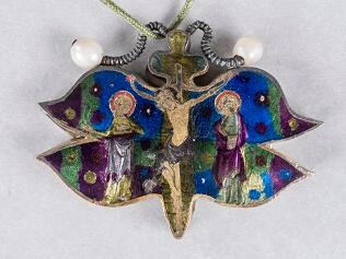 Schmetterlingsreliquiar_Kunstsammlungen des Bistums Regensburg_Gerald Richter_web
