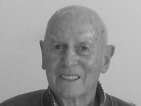 + StD i.R. Alfred Brutscher (1929-2019) (Foto: privat)