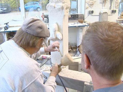 Steinmetz - Die Arbeit verändert sich