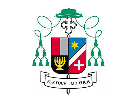 Wappen Bischof em. Dammertz
