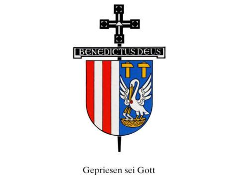 Wappen Weihbischof Schmid