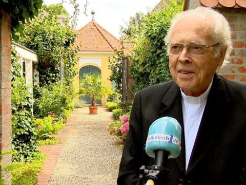 Weihbischof Josef Grünwald wird 85 Jahre