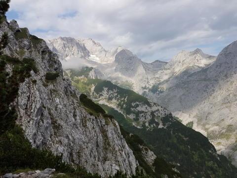 Wetterstein-Zugspitze