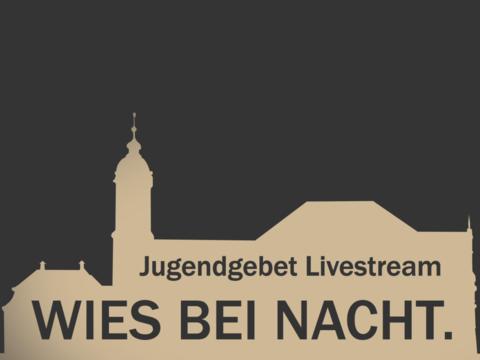 """""""Wies bei Nacht"""" (Grafik: Bischöfliches Jugendamt)"""