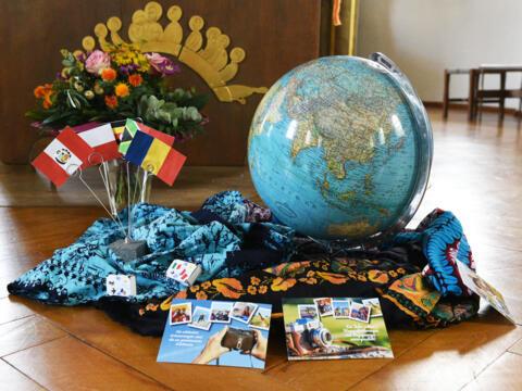 Der Weltfreiwilligendienst des Bistums kooperiert mit Projektpartnern in derzeit fünf Ländern (Fotos: Julian Schmidt / pba)