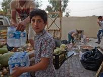 Hilfe zum Überleben in einem der Caritas-Zentren in Erbil im Norden des Irak. Foto: Alexander Bühler/Caritas International