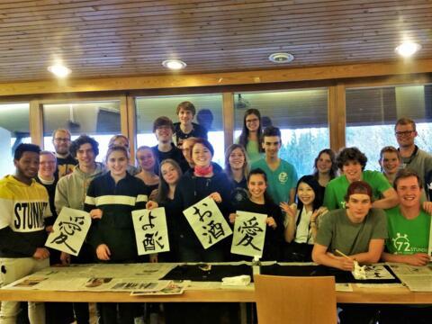 """Bereits vor zwei Jahren hatte ein """"Kulturschockwochenende"""" stattgefunden. Heuer treffen sich die Teilnehmenden digital. (Foto: Jugendstelle Kaufbeuren)"""