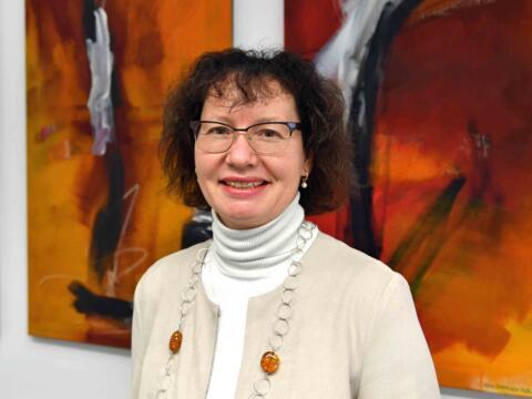 Susanne Kofend, neue Geschäftsführerin des Diözesanrats der Katholiken (Foto: Nicolas Schnall / pba)