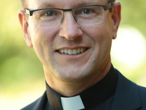 Domvikar Andreas Miesen. (Foto: Martina Kaiser)