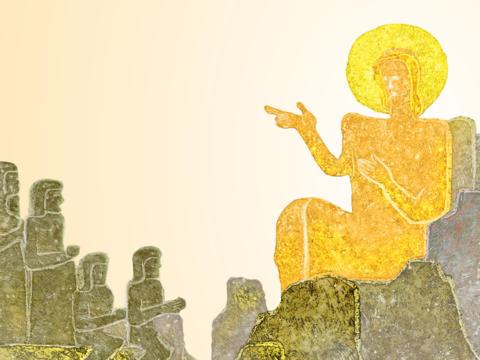 Entwurf und Realisation: Sankt Ulrich Verlag / Motiv: Kathedra des Augsburger Doms