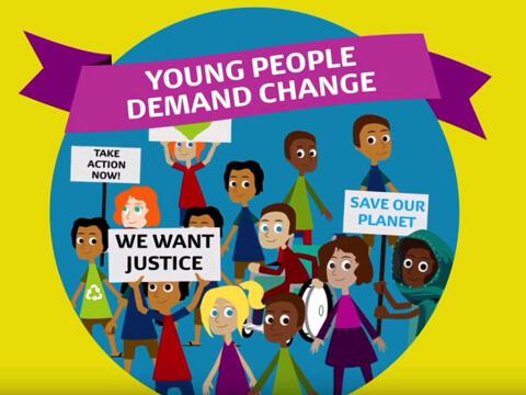 Erklärvideo für Kinder zu Klima- und Umweltschutz