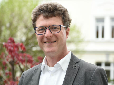 Foto: Pfarrer Frank Deuring, Dekan von Marktoberdorf (Maria Steber / pba).