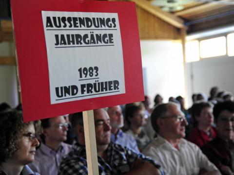 Aus allen Aussendungsjahrgängen waren gestern Gemeindereferent-/innen nach Altenstadt an der Iller gekommen. (Foto: pba/Steber)