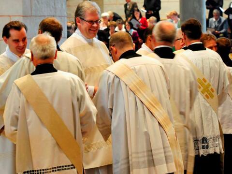 Informationstag für Interessenten am Ständigen Diakonat
