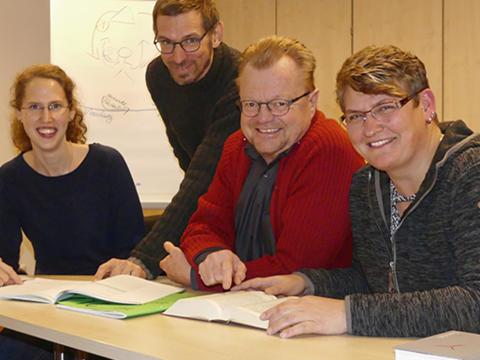 """Informationstag zu """"Theologie im Fernkurs"""""""