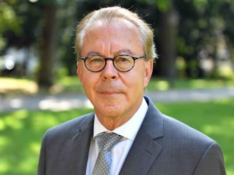 Dr. Andreas Hatzung, neue Ansprechperson für Verdachtsfälle sexuellen Missbrauchs. (Foto: Nicolas Schnall / pba)