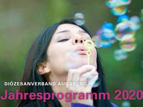 Neues Jahresprogramm: zahlreiche Angebote