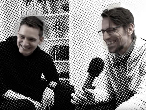 Raphael Schadt im CREDO TALK mit Josef Wagner. (Foto: CREDO)