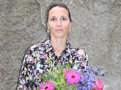 Als neue Vorsitzende in den KDFB-Diözesanvorstand gewählt: Annette Fischer aus Finning (Foto: KDFB)