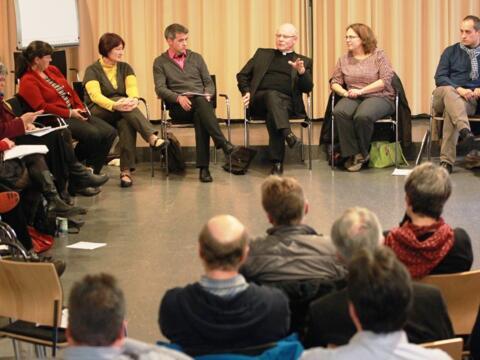 Pastoralreferententag: Bischof Konrad ermutigt dazu, persönliche Erfahrungen ins Gespräch zu bringen