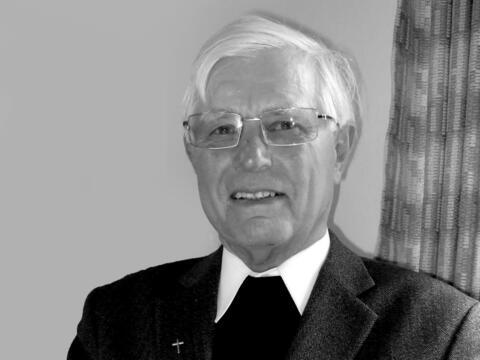 + Ruhestandspfarrer Anton Wagner. (Foto: privat)