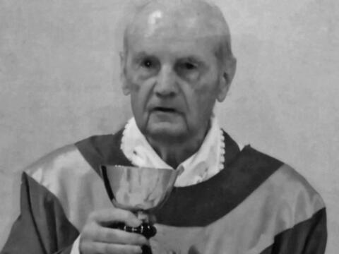 + Ruhestandspfarrer Hermann Josef Lampart. (Foto: privat)