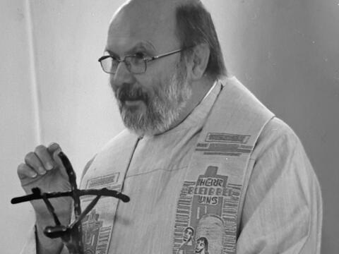 + Ruhestandspfarrer Manfred Ringmayr. (Foto: privat)