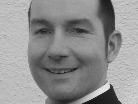 + Pfarrer Michael Würth. (Foto: privat)