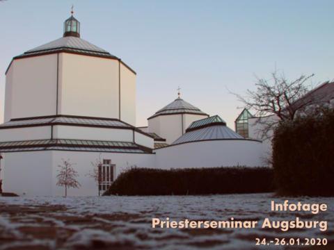 Priesterseminar: Infotage für junge Männer