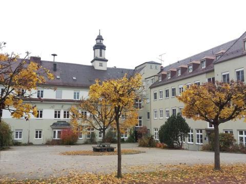 Das Josefsheim in Reitenbuch. (Foto: Christliche Kinder- und Jugendhilfe)