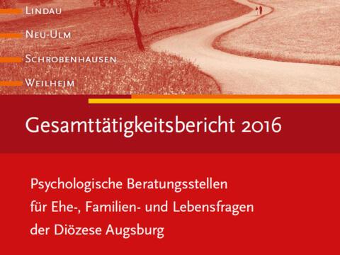 Psychologische Beratungsstellen für Ehe-, Familien- und Lebensfragen stellen Gesamttätigkeitsbericht 2016 vor